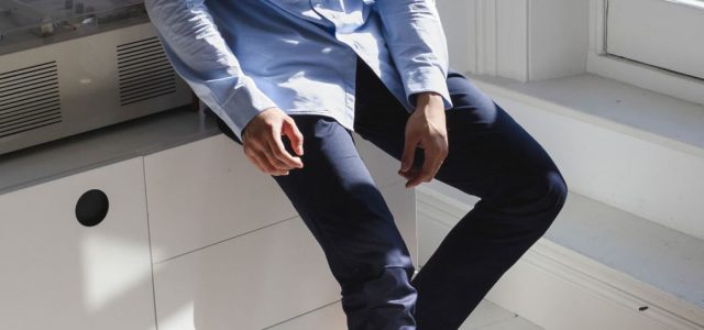 Outstanding Outfit for Mature Men