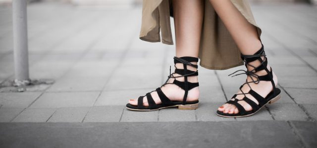 8 Models of Sandals for Women to Have A Stylish Performance