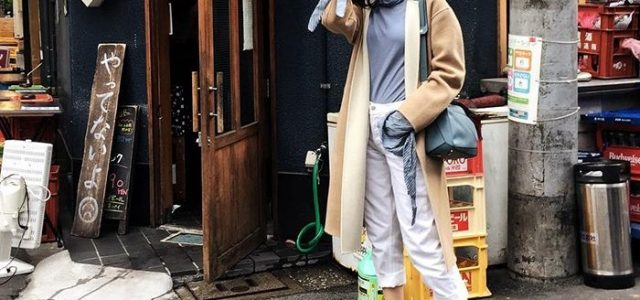 Japanese Fashion Trends in 2021