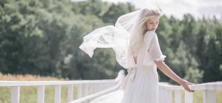 2021 Wedding Dress Trends: The Sustainability Concept is Included