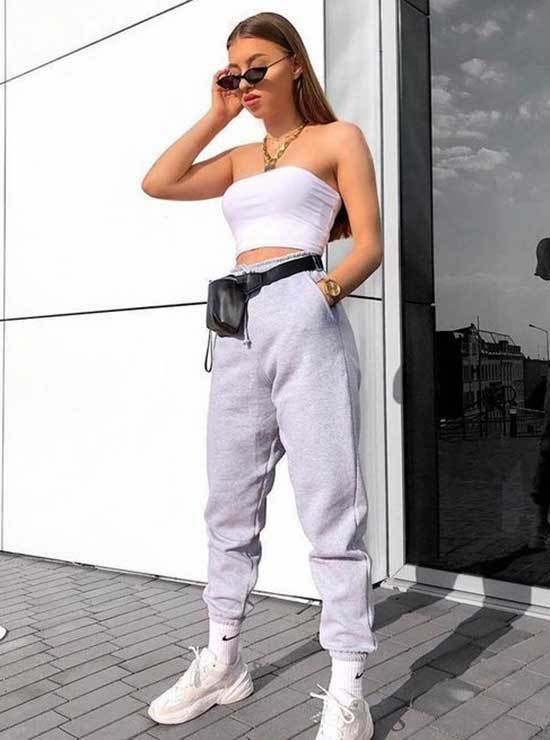 new_fashion_trend_sweatpants_outfit_for_wom