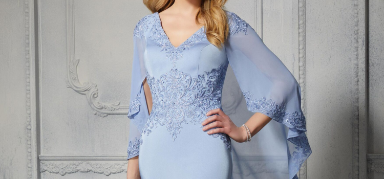 Look Stunning in A Simple Mother of the Groom Dresses