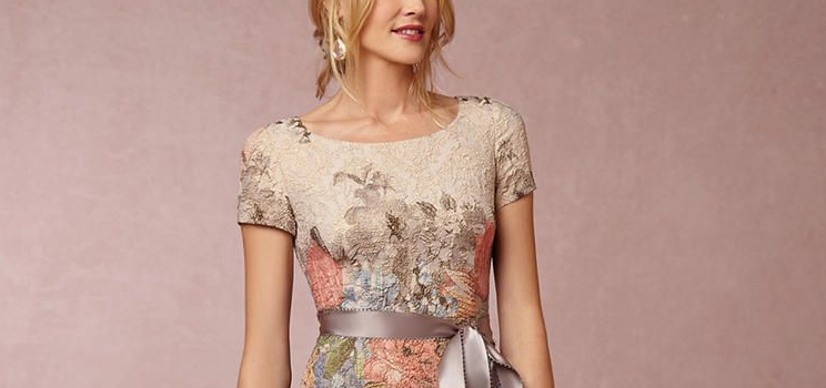 The Best Cute Mother of the Bride Dresses