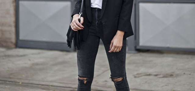 Cute Tops With Black Jeans