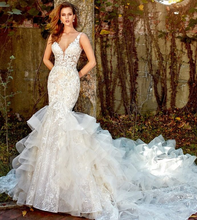 The Beautiful Choices of Wedding Dresses for 2021/2022
