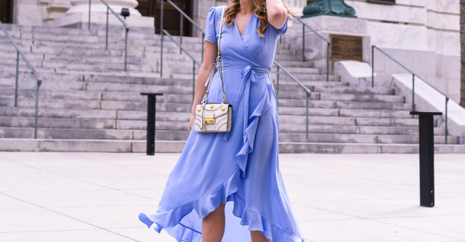 Tips on How to Wear Fancy Wedding Guest Dresses