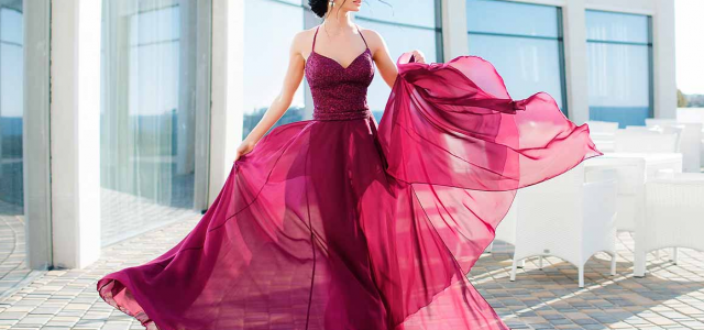 4 Sophisticated Wedding Guest Dresses Except for A Gown