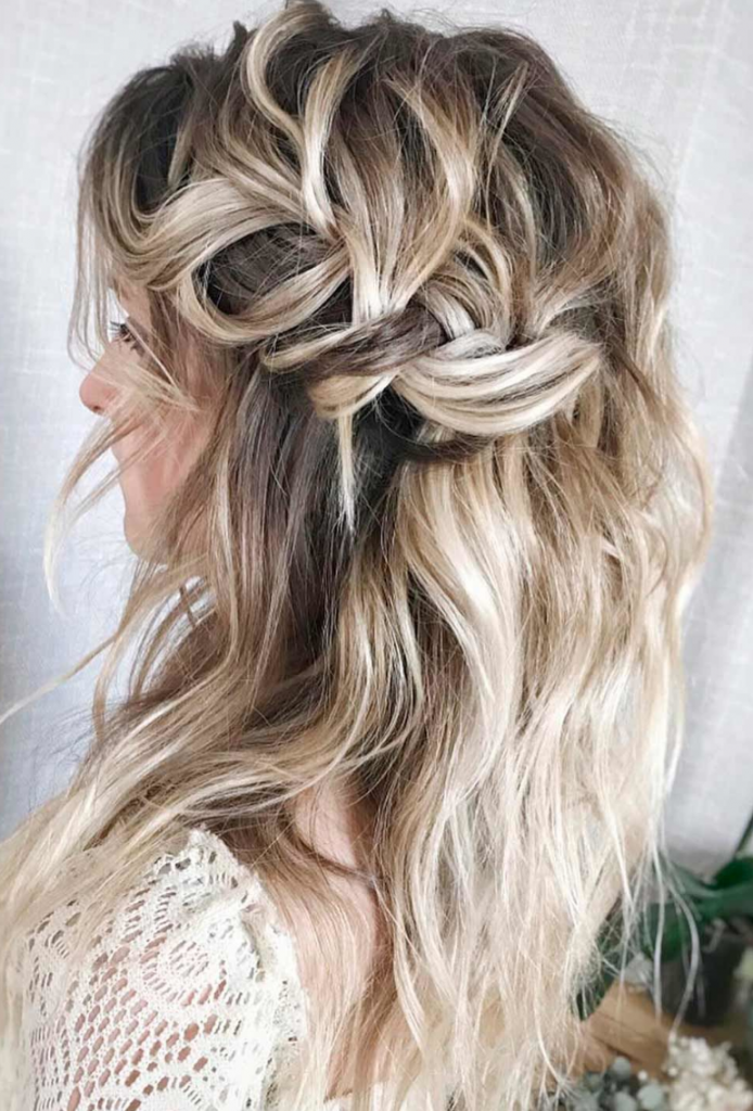 mother of the bride hairdo