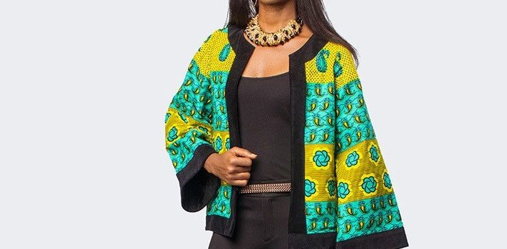 How to Style Ankara Jacket for Ladies