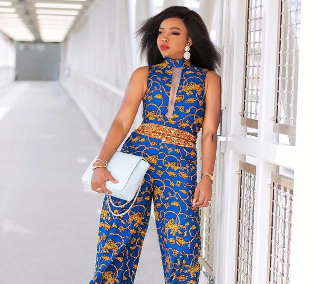 Ankara Jumpsuit You Need to Wear