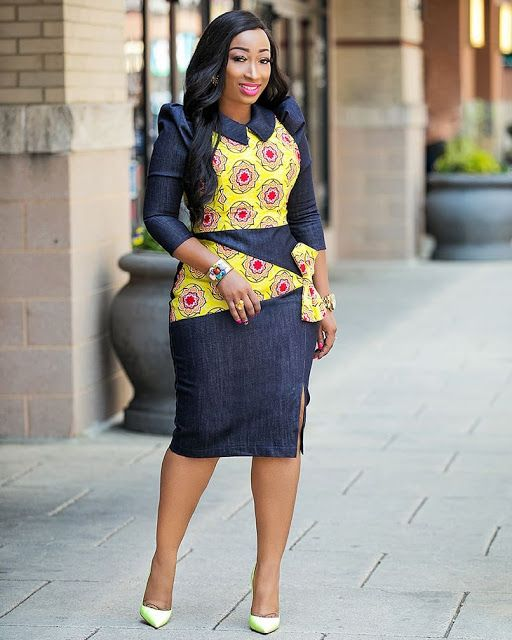new_fashion_trend_ankara_office_outfits_for_ladies