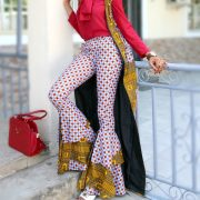 4 Must Have Ankara Pants for Ladies and How to Style Them