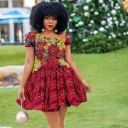 The Latest Ankara Dresses for Ladies in 2021