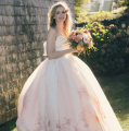 The Latest Fashion Trend for Spring Wedding Dresses in 2021/2022
